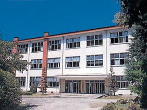 長野県立更級農業高校の写真です