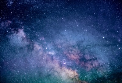 星空のイメージです