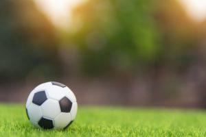 サッカーのイメージ写真です