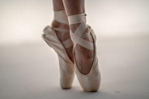 バレエの写真です