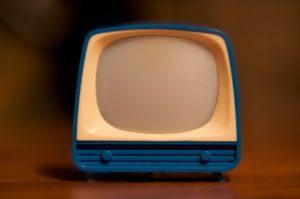 テレビのイメージ写真です