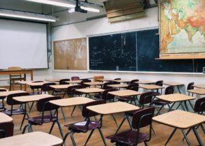 教室のイメージ写真です