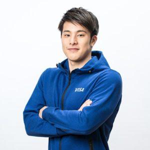Team VISAの瀬戸大也さん